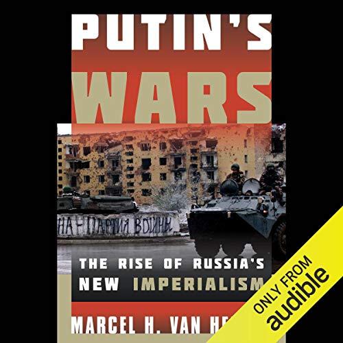 Putin's Wars cover art