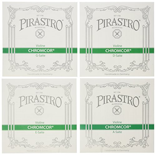 Pirastro Chromcor 319020 Medium Juego completo-violín 4/4
