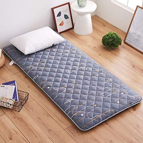 HOMRanger Flexible Tatami Matratze,feuchtigkeitsbeständig Faltbar Bodenmatratze Tragbare Polsterung Matratze Verwenden Sie Vier Jahreszeiten Matratze Futon-g 180x200cm(71x79inch)
