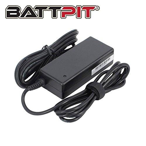 BattPit 65W Laptop Netzteil Ladegerät für Samsung NP300E5A NP300E5C NP300E7A NP300V NP305V NP355E NP355E5CNP535U4C NP740U3L NT300V5A NT305 AA-PA2N60W AD-6019R mit Netzkabel - [19V 3.42A]