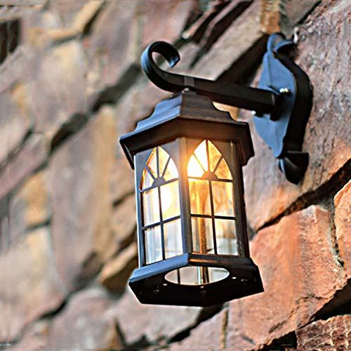 Außenwandleuchte Wandleuchten wasserdichte Außenleuchte Licht mediterranen Balkon Garten Leuchte