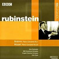 Brahms: Piano Concerto 1 / Mozart: Piano Concerto 23 by J. Brahms (2006-09-19)