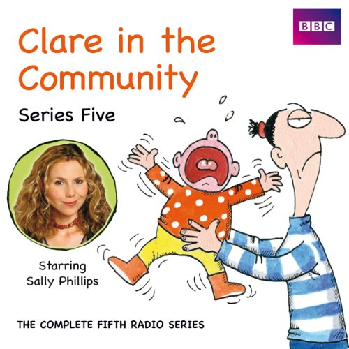 Clare in the Community: Series 5 audiobook cover art