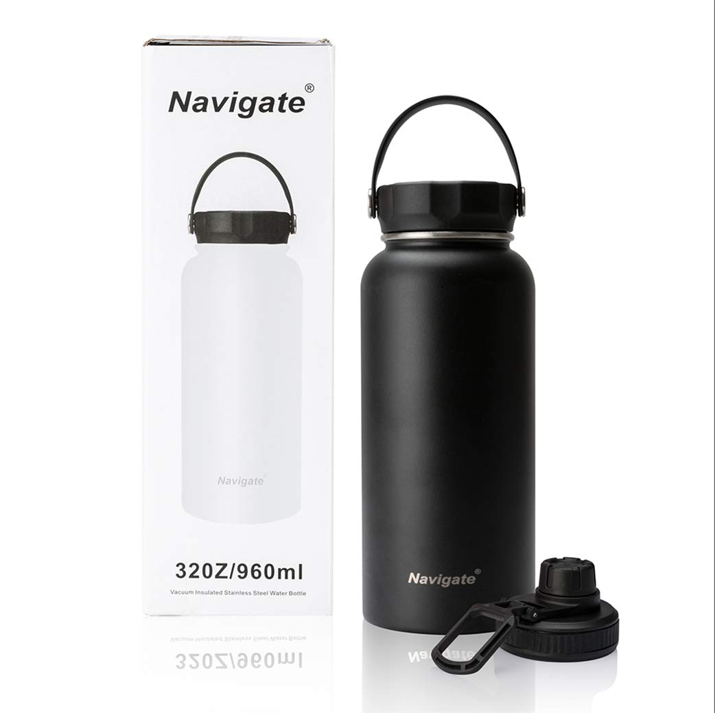 NAVIGATE Stainless Bottle Insulated Thermos