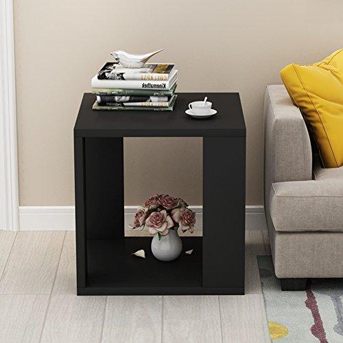 EWYGFRFVQAS Houten montageset slaapkamer mini-nachtkastje woonkamer eenvoudige thee-tafel nachtkastje nachtkastje