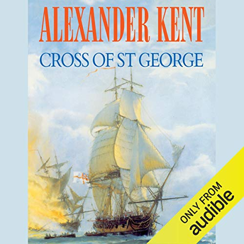 Cross of St George cover art