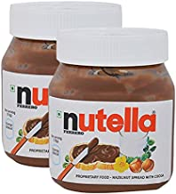 Big Bazaar Combo - Nutella Bread Spread Hazelnut Spread with Cocoa, 290g (Pack of 2) Promo Pack