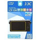 JJC LCD Protector de Pantalla para Panasonic GM/GX7/G6
