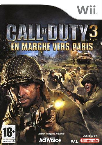 Call of duty 3 : en marche vers paris - petit prix