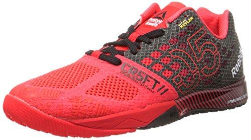 Reebok Women's Crossfit Nano 5.0 Training Shoe, Seafoam Green/Bright Green/White/Tin Grey/Black/Shark, 6 M US