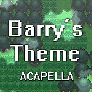 "Barry's Theme (A Cappella) [From ""Pokémon Diamon/Pearl/Platinum""]"