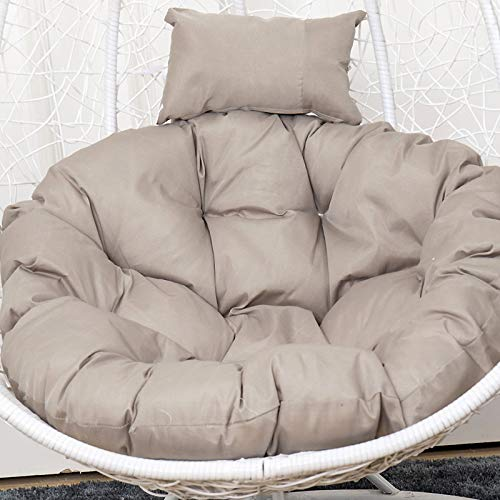 Swing Chair Cushion Single Garden Swing Seat Cushion Thicken Hanging Egg Hammock Chair Pads voor Indoor Outdoor Patio Yard Garden