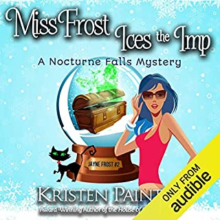 Miss Frost Ices the Imp: A Nocturne Falls Mystery audiobook cover art
