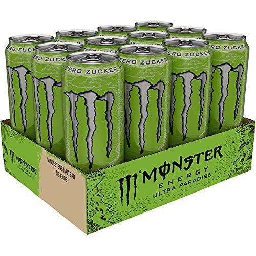 Monster Energy Drink Ultra Paradise Zero Sugar 12 x 0,5l