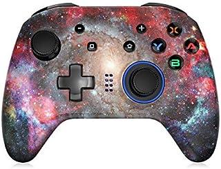 Mando para Nintendo Switch, REDSTORM Wireless Controladors para Switch, Dual Vibration Switch Gamepad, Controller de Seis Ejes para Nintendo Switch/Lite,con Batería Incorporada