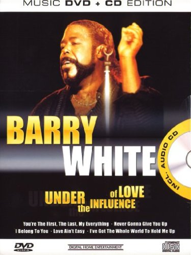 Barry White - Under the Influence of Love (+ Audio-CD)