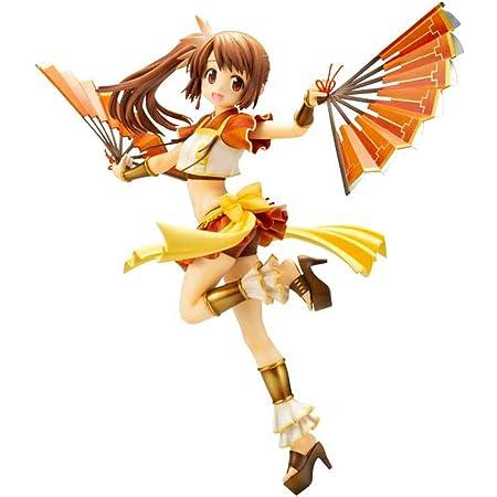 マギアレコード 魔法少女まどか☆マギカ外伝 由比鶴乃 1/7スケール PVC製 塗装済み完成品フィギュア