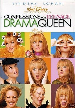 Confessions of a Teenage Drama Queen : Lohan, Lindsay: Amazon.com.br: DVD e  Blu-ray
