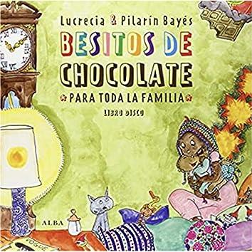 Besitos de Chocolate para toda la Familia