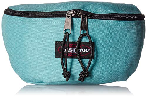 Eastpak SPRINGER Borsa Messenger, 23 cm, 2 liters, Turchese (River Blue)