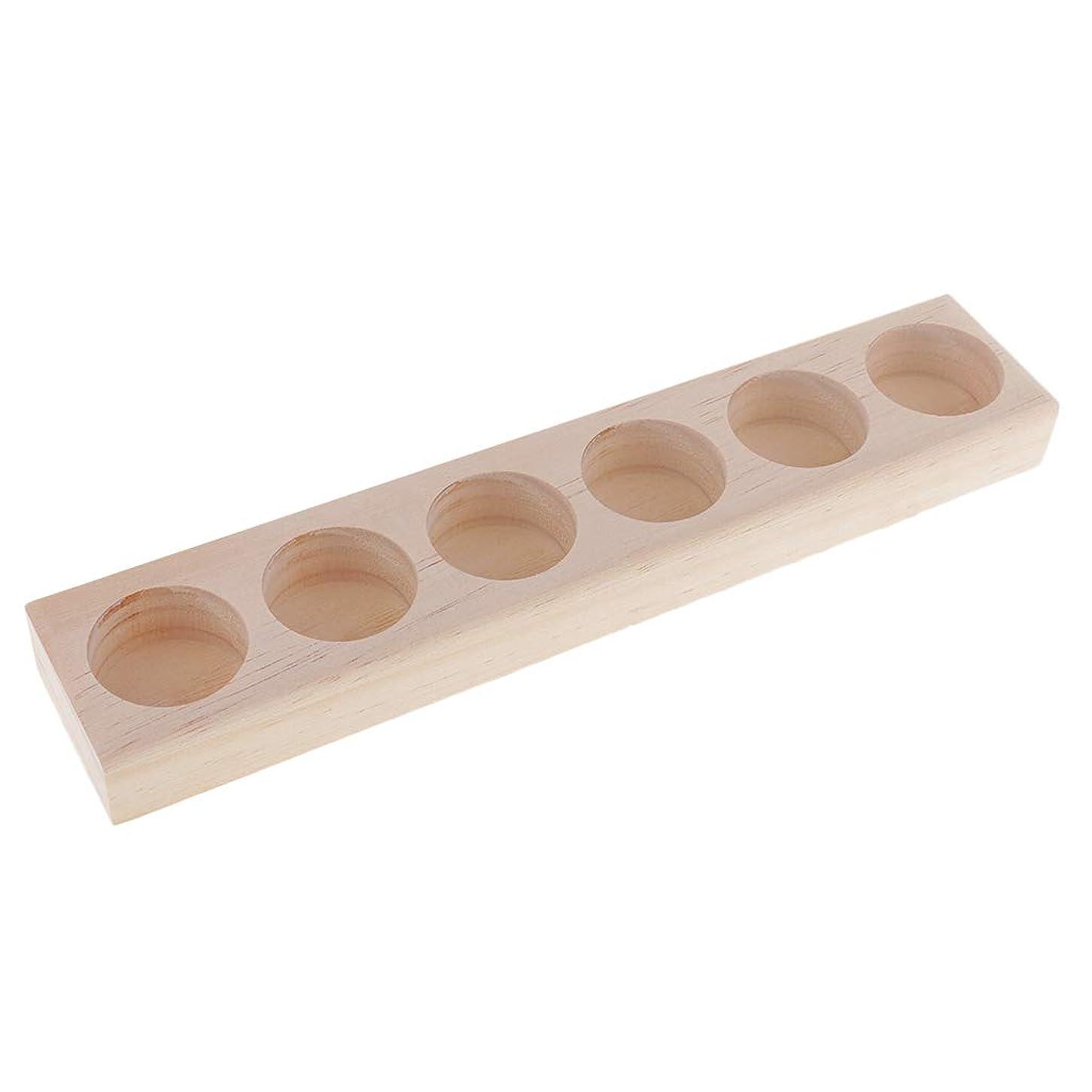 ジュラシックパークトレードフランクワースリーFenteer エッセンシャルオイル 収納ラック 木製 精油 オーガナイザー ジュエリー 化粧品 収納用品