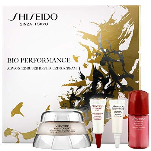 Shiseido Bio-Performance Set mit Advanced Super Revitalizing Cream 4-teilig