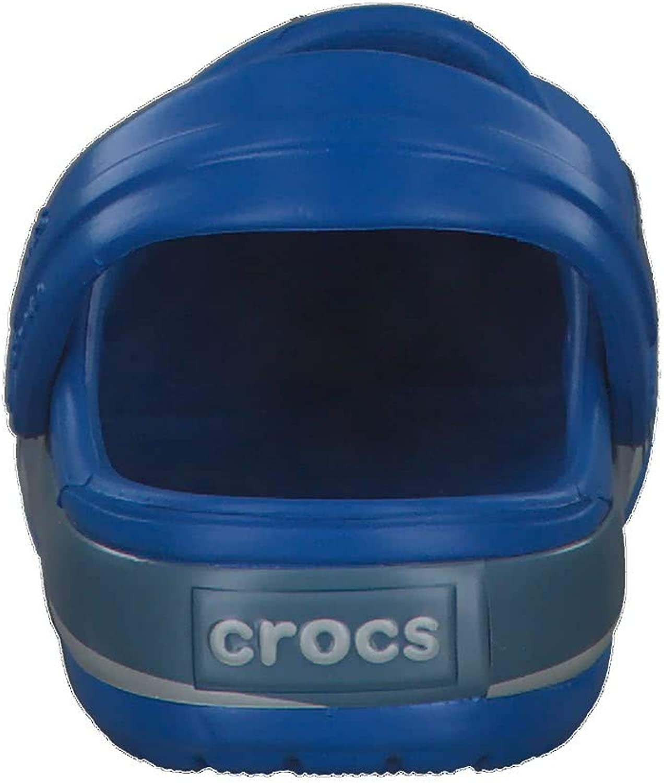 Obstrucci/ón Unisex ni/ños Crocs Fun Lab Shark Band CLG Kids