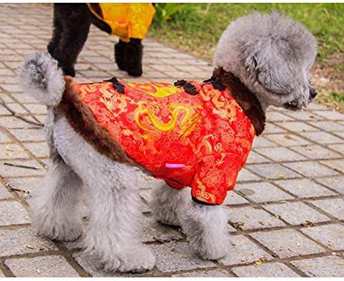 Chinese dragon dog costume _image3