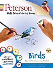 Peterson Field Guide Coloring Books: Birds (Peterson Field Guide Color-In Books)
