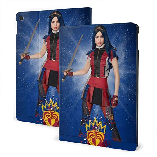 Descendants 3 Evie One Size 2019 IPad Air 3/2017 IPad Pro 10.5-inch Case and 2019 7th IPad Case 10.2-inch,Smart Case Automatically Wakes/Sleeps IPD-137