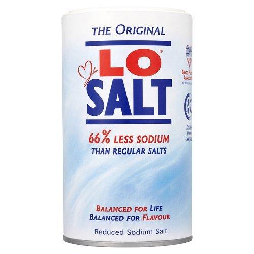 Lo Salt Reduced Sodium Salt (350g)