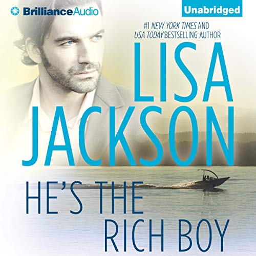 He's the Rich Boy audiobook cover art