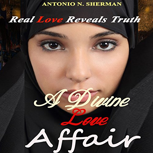 A Divine Love Affair audiobook cover art