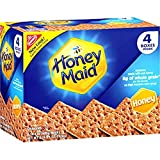 Each 31-gram serving comes packed with eight grams of whole grain for a crunchy, wholesome breakfast or snack choice Honey Maid Graham Crackers are also delicious when paired with fruit and spreads, crumbled on ice cream, or added to recipes Country ...