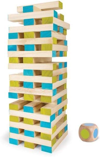 BuitenSpeel Credence Toys GA277 Large Over item handling ☆ Tower N Game Wooden Stacking Block