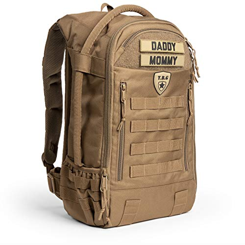 Top 10 tactical diaper bag accessories for 2020
