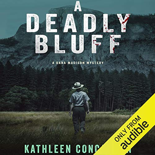 A Deadly Bluff audiobook cover art