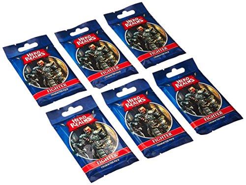 White Wizard Games WWG502 Hero Realms Fighter Pack Kartenspiel