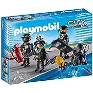 Playmobil 9365 City Action SWAT Team