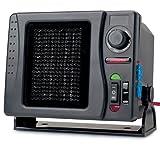 Nessagro RoadPro RPSL-681 12V Direct Hook-Up Ceramic Heater/Fan w/Swivel Base RPSL-681 .#GH45843 3468-T34562FD770478
