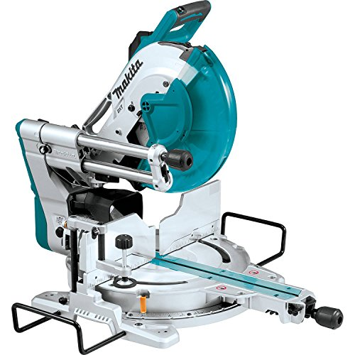 Makita LS1219L 12' Dual-Bevel Sliding Compound Miter Saw with Laser