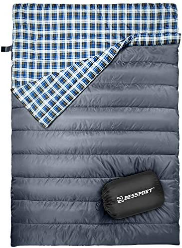 Top 10 Best 2 person sleeping bag Reviews