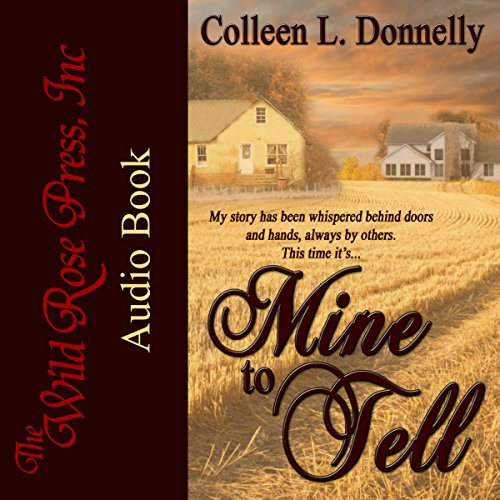Mine to Tell audiobook cover art