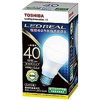 東芝 LED電球 一般電球形 全方向形 昼白色40W形相当 LDA4N-G/40W LDA4N-G/40W