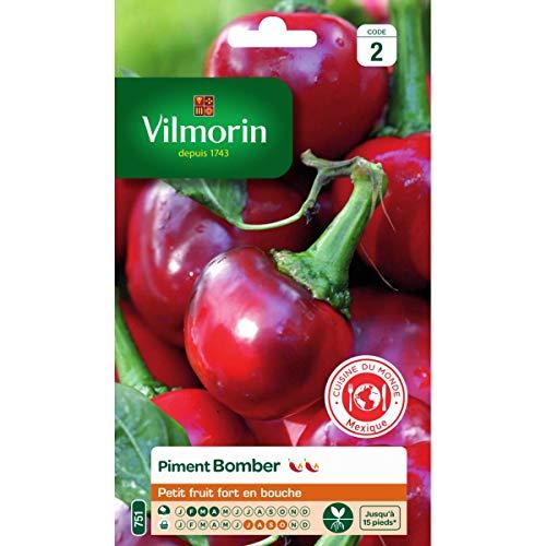 Vilmorin - Sachet graines Piment Bomber