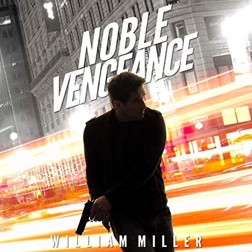 Noble Vengeance audiobook cover art