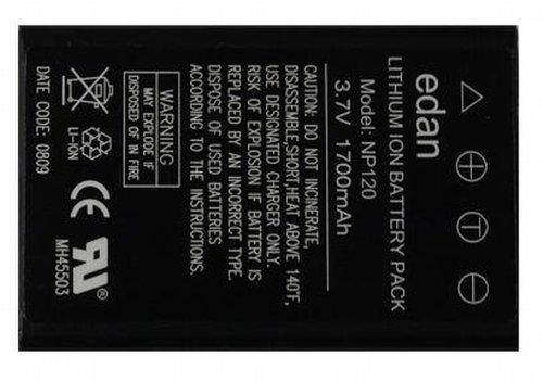 Aiptek NP-120 Litium Ionen Akku für viele Aiptek Camcorder schwarz