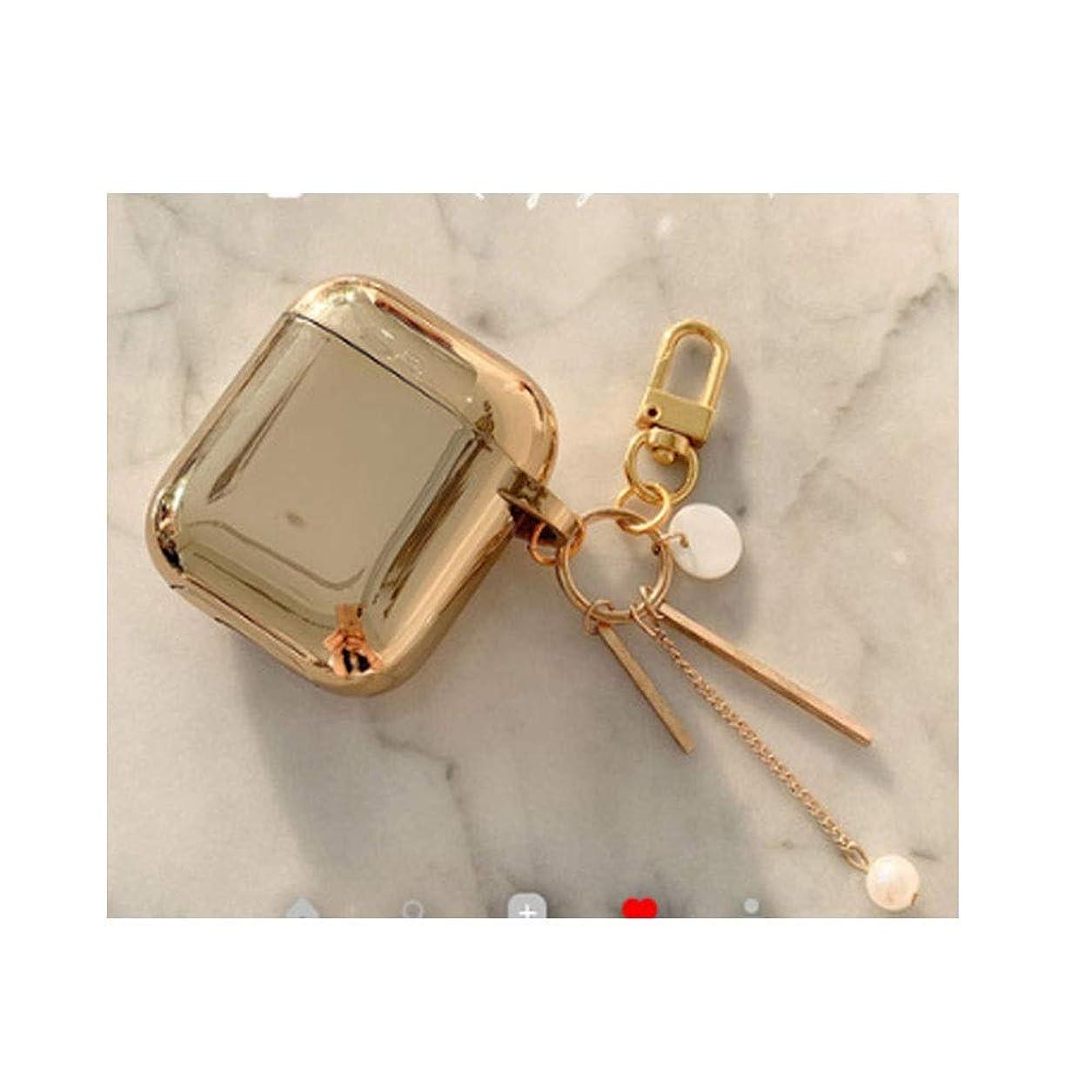 ギャンブル宝石前奏曲Fengshangshanghang ヘッドホンカバー - 美しく絶妙なデザインスタイル、安全で環境に優しい材料、持ち運びが簡単、美しいギフト(金、銀) 優雅な (Color : Gold)