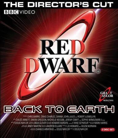 Red Dwarf: Back To Earth: Series 9 (2 Blu-Ray) [Edizione: Stati Uniti]