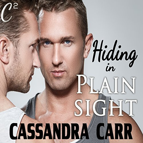 Hiding in Plain Sight audiobook cover art